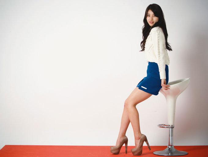 무대로 돌아온 차세대 멜로 퀸 걸 그룹 '미쓰에이' 수지