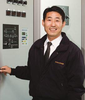 나눔 경영으로 '참! 좋은 기업상' 김성조 국제통신공업 대표