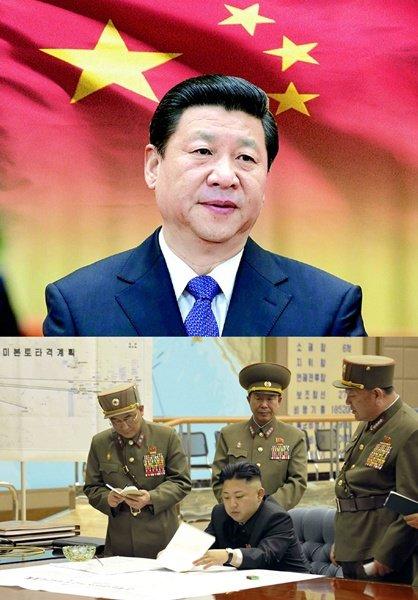 """""""온건한 '사회주의 북한'이 중국에 가장 이익"""""""