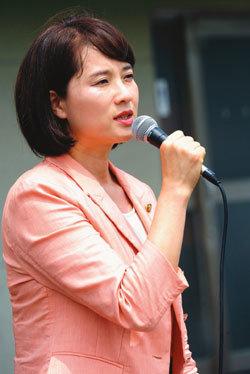 '을지로 신문고' 센터장  민주당 의원 유은혜