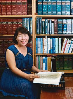 법제처 첫 여성 대변인 양미향
