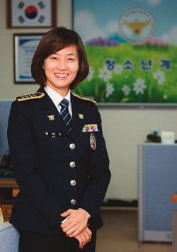 '대한민국 인성교육대상' 수상 배태주 경사