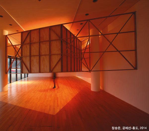 '건축적인 조각-경계면과 잠재적 사이' 展