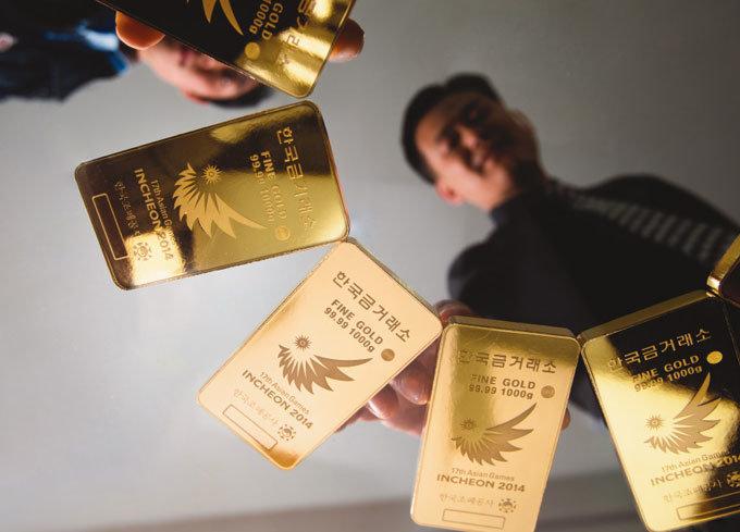 인간친화적인 富의 아이콘 GOLD