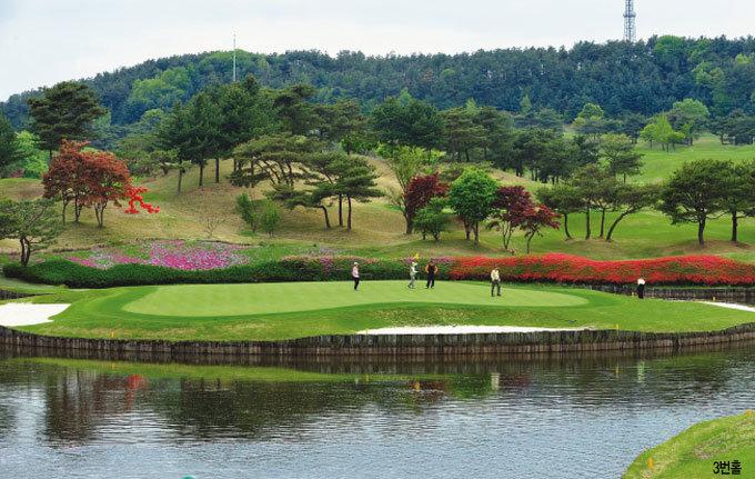 내셔널 타이틀전 열리는 한국의 오거스타