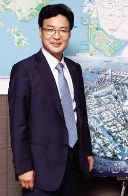 '글로벌 시티' 이끄는 이종철 인천경제자유구역청장