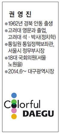 """""""김무성 대표가 최경환 부총리 발목 잡아선 안 돼"""""""