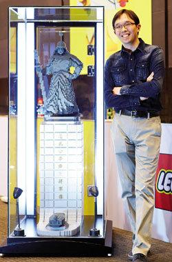 레고 창작에 빠진 의사 주요섭