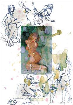 """""""성욕은 사람을 지탱하는 것 예술은 금기를 건드리는 것"""""""