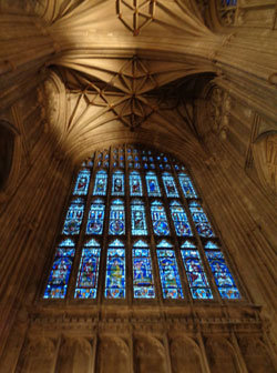 핏빛 '개혁'에도 살아남은 중세 영국의 종교예술혼