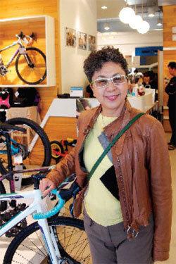 세계 최초 여성 전용 사이클링 브랜드 Liv 개발 두시우전 대만 자이언트社 부사장