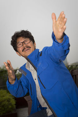 무동력 세계일주 항해 김승진 선장