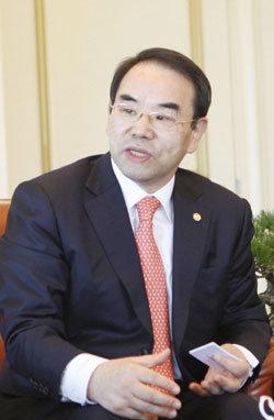 창립 55주년 '뉴 비전' 선포 박범식 한국선급 회장