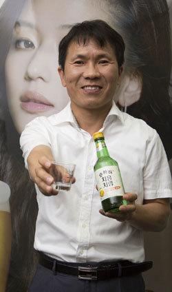 '순하리 처음처럼' 대박 주역 조판기 롯데주류BG 상품개발팀장