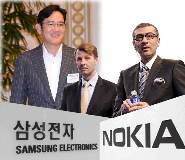 '점진적 혁신' 덫에 걸린 노키아 '단절적 혁신' 시험대 오른 삼성