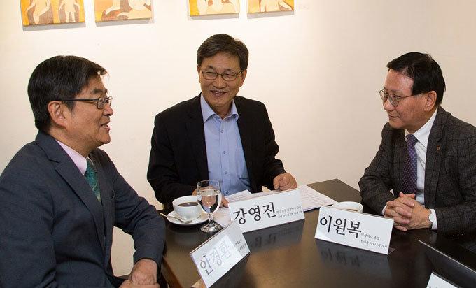 """""""세계는 '무(無)데올로기' 시대 한국만 '과(過)데올로기' 사회"""""""
