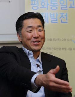 """""""풀뿌리 통일운동이 거대한 물결 일으킨다"""""""