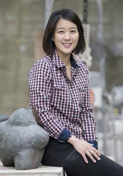 서울국제조각페스타 2015 '완판녀' 김성은 조각가