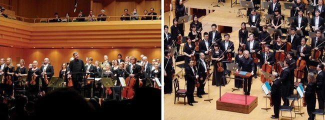 카무의 호쾌한 지휘, 라티 심포니의 유연한 연주