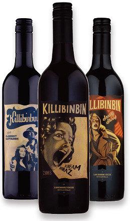 호주 와인 킬리빙빙
