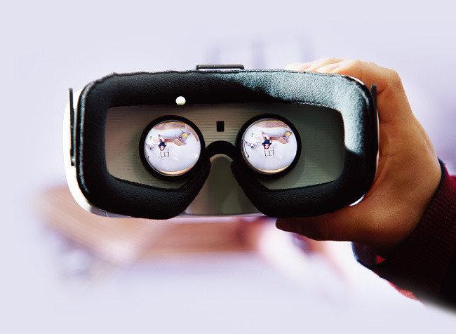VR(가상현실) 주도권은 킬러 콘텐츠에 달렸다