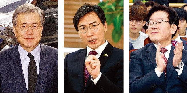보수의 역선택 호남 민심  탄핵 후폭풍 반정치·반기득권