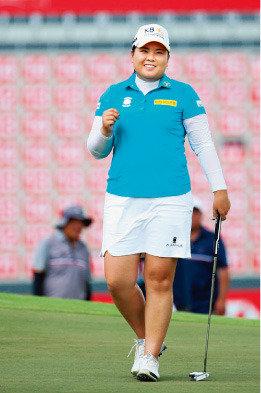 한국 여자 골프 새로운 신화의 시작