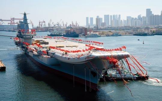 원양 해군을 향한 中國夢