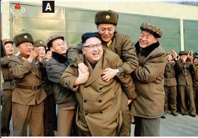 북한은 왜 비행장 인근에서 미사일을 쏘나