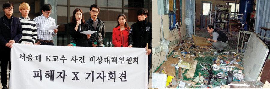 학생+연구원+노동자, 대한민국 공대 대학원생이 사는 법