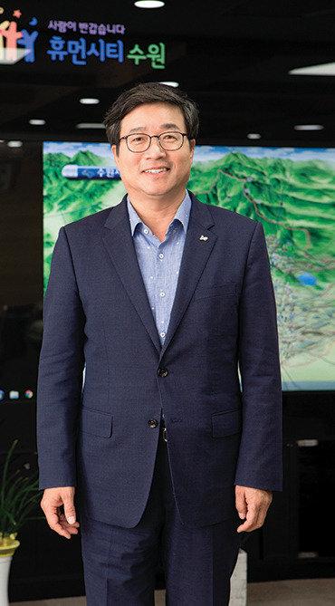 """""""행정·재정의 동맥경화 심각, 임기 내 특례시 반드시 이루겠다"""""""