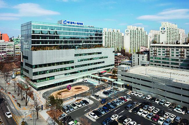 메디플렉스 세종병원 2020년 아시아 최고 심뇌혈관센터로!