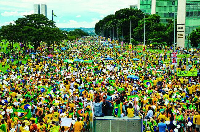 룰라 전 브라질 대통령   아! 옛날이여