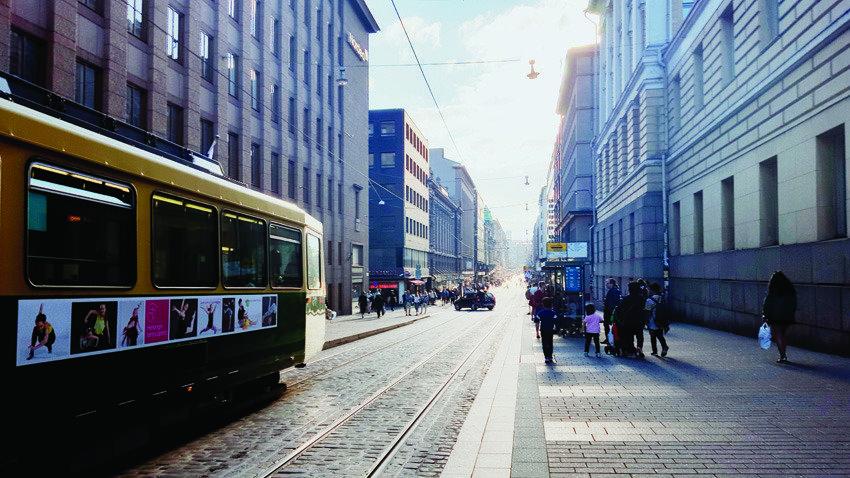 아날로그 감성 살아 숨 쉬는 디자인 수도 Helsinki