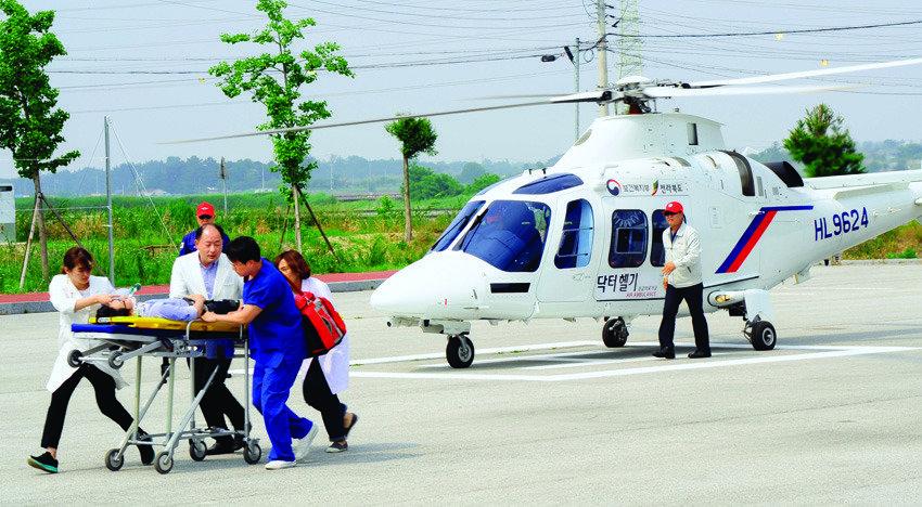 구멍 숭숭 응급의료체계