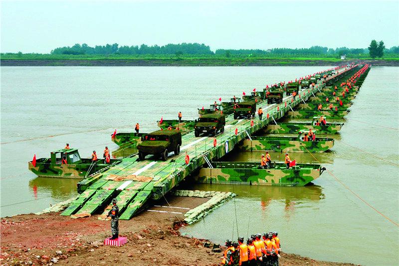 중국軍, 유사시 대동강~원산 이북 점령