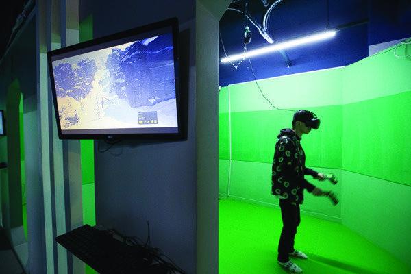 요즘 핫한 'VR방' 가보니