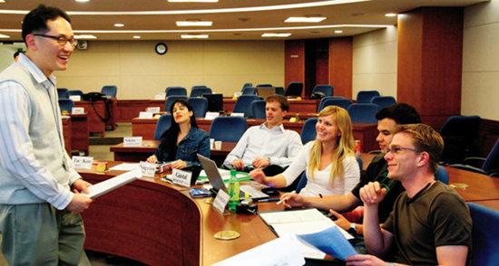 한국형 MBA, 아시아 허브 꿈꾼다
