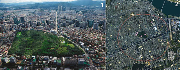 조선 전기 문화의 꽃 피우고 강남 개발을 지켜봤다