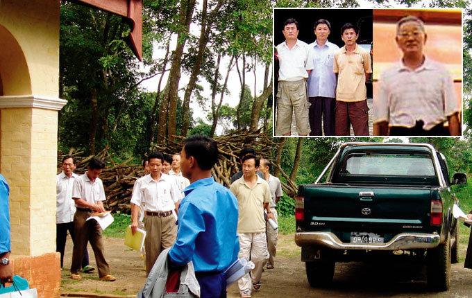 북한 땅굴 기술 해외로 수출했다