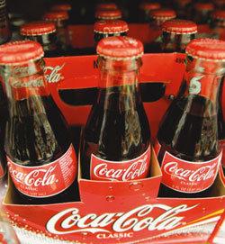 북한에 코카콜라 공장 선다