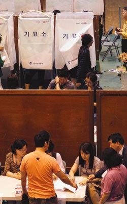 정중동 민심 저울질 6·4 지방선거 누가 뛰나