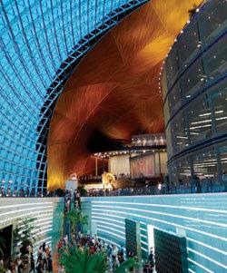 성장하는 중국 공연 문화의 증거