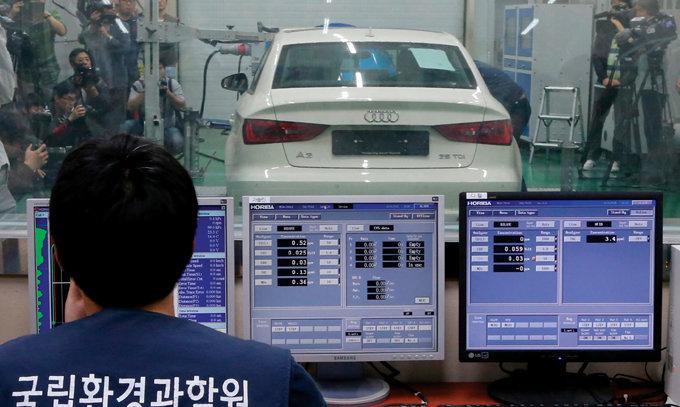 폴크스바겐 추락에도 웃지 못하는 한국車