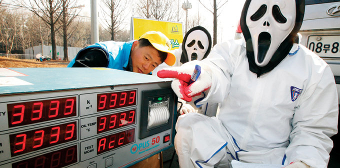 디젤 가스는 1급 발암물질