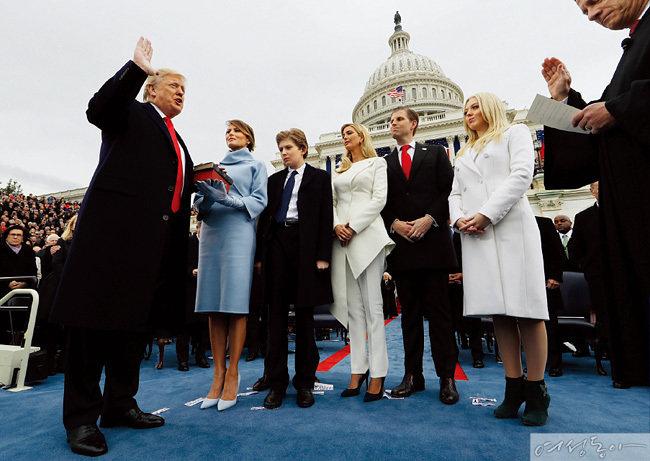 Ladies and Trump