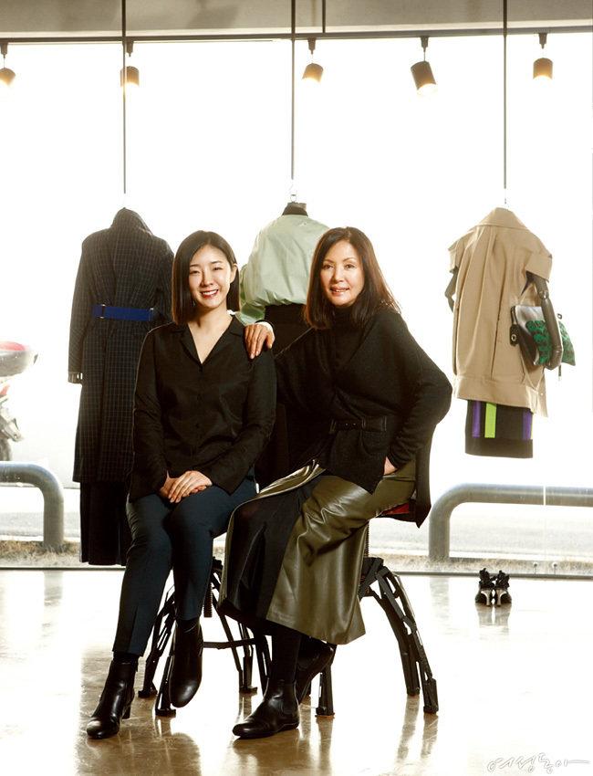 디자이너 루비나, 그리고 조카 박자현