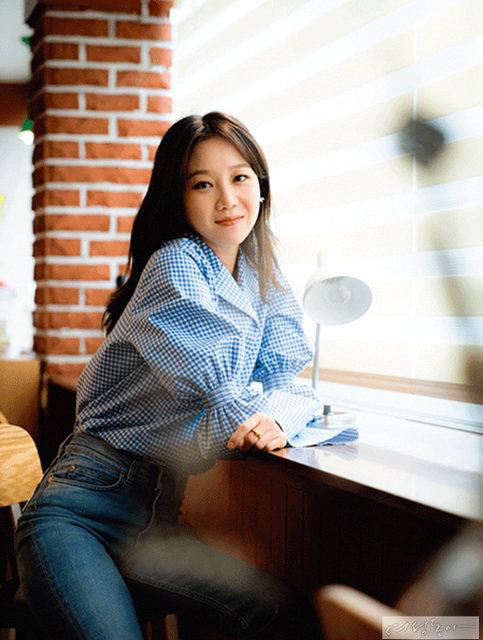 배우 공효진의 일탈