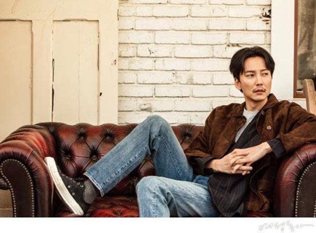 '어느날' 문득 영화계가 발견한 배우 김남길