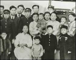 대선 출마 선언하며 자신의 출생 비밀 솔직하게 털어놓은 정몽준의원